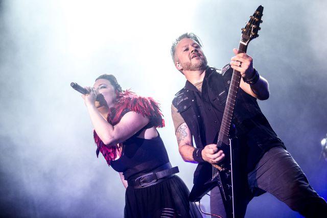 Evanescence vuelven con nueva música después de nueve años