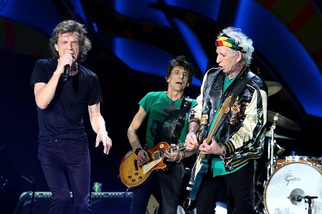 Los Rolling Stones publican sus conciertos completos en Youtube