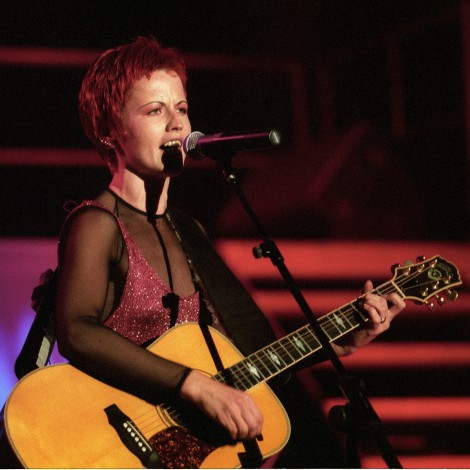 'Zombie' de The Cranberries bate un nuevo récord en Internet