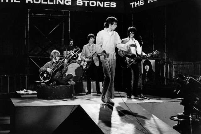 'Paint It Black', la aventura oriental del sonido de los Rolling Stones
