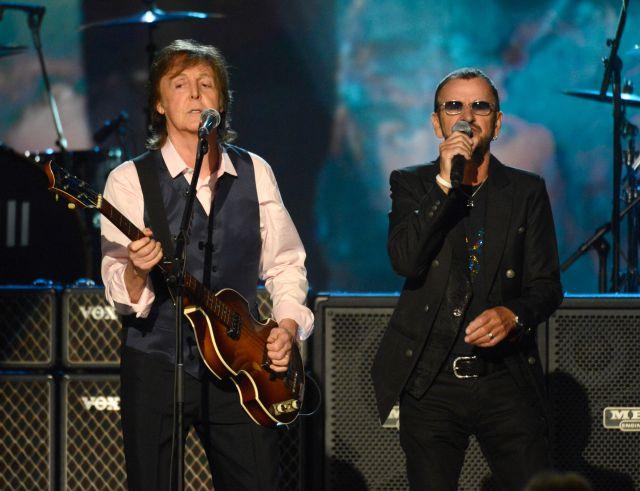 Una canción inédita de Paul McCartney y Ringo Starr, a subasta