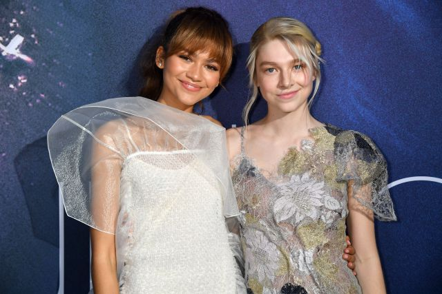 Zendaya y Hunter Schafer