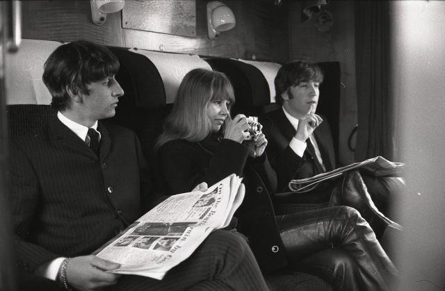 Muere Astrid Kirchherr, la primera fotógrafa y musa de The Beatles