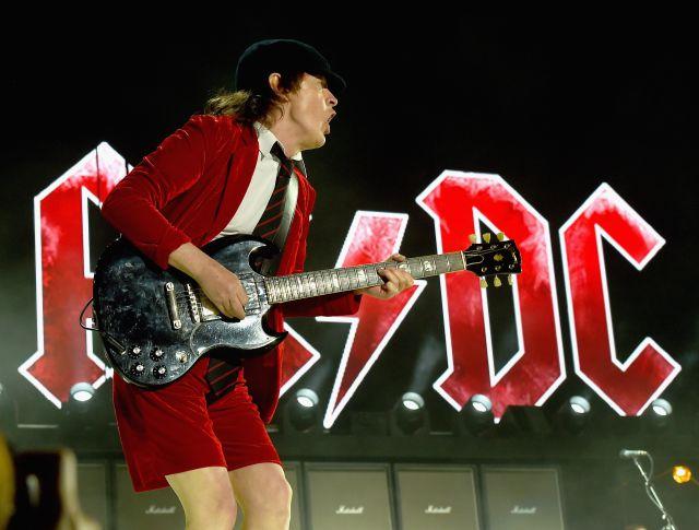 Inteligencia artificial para componer una nueva canción de AC/DC