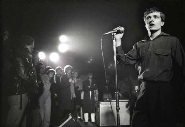 40 años sin Ian Curtis, el atormentado líder de Joy Division
