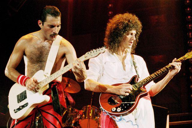 Brian May revela que Freddie Mercury perdió un pie por complicaciones por el sida