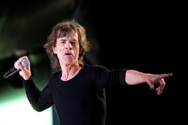 La envidiable cuarentena de Mick Jagger en su palacio francés