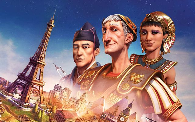 EPIC Games regala Civilization VI
