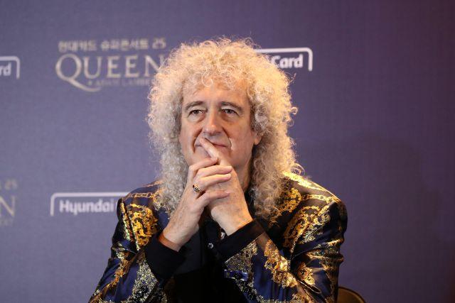 Brian May confiesa que tuvo un ataque al corazón y estuvo cerca de la muerte