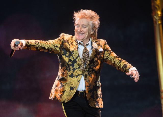 Rod Stewart quiere su propio biopic para superar al de Freddie Mercury