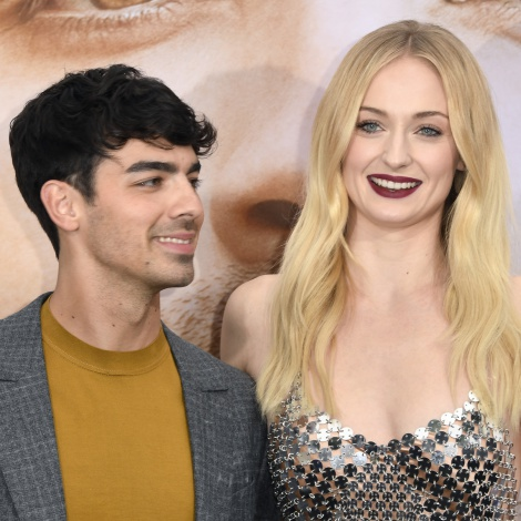 Sophie Turner y Joe Jonas ya no esconden su embarazo