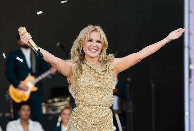 El nuevo disco de Kylie Minogue será una vuelta al pop de los 2000