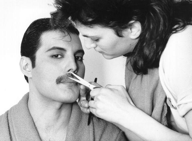 La historia del bigote más famoso de la música: el de Freddie Mercury