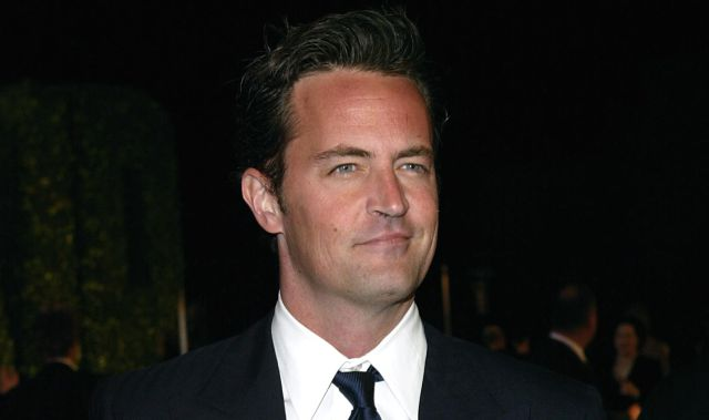 Matthew Perry aspecto irreconocible Friends post-confinamiento
