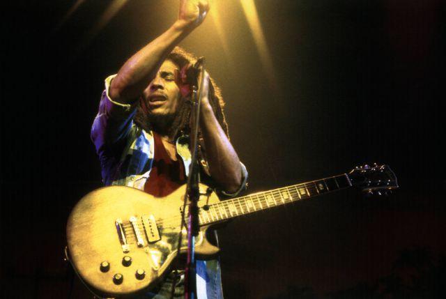 El concierto 'Live At The Rainbow' de Bob Marley, por primera vez en Youtube
