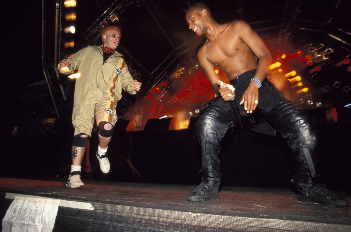 Todos quisimos ir al Festival de Glastonbury de 1995 y estas fotos lo explican