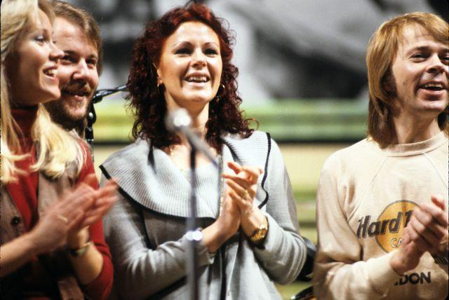 La triste historia de Frida, la cantante de ABBA que nació fruto de un experimento nazi