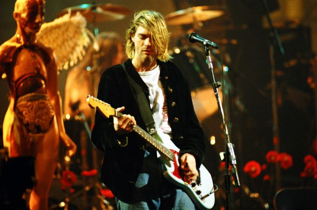 Así suena una nueva canción de Nirvana creada por inteligencia artificial