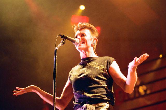 Así será el nuevo álbum en directo de David Bowie, con un concierto de 1995