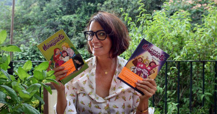 Silvia Abril: 4 razones por las que ha decidido escribir para niños