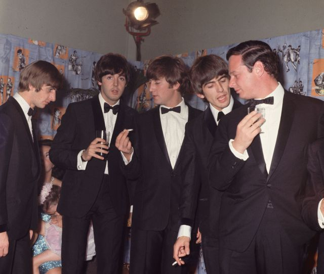 El descubridor de los Beatles tendrá su propia película biográfica