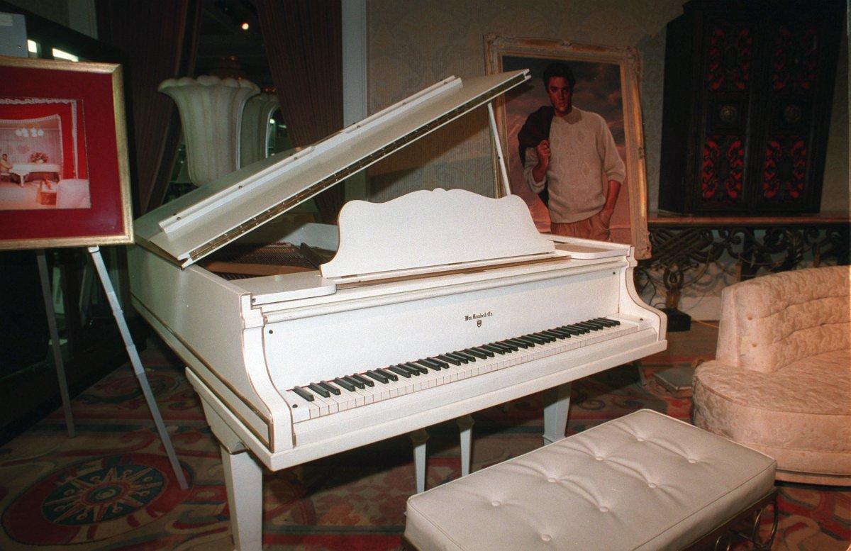 Piano de Elvis Presley