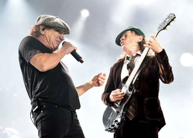 AC/DC celebran los 40 años de 'Back In Black' con una serie documental
