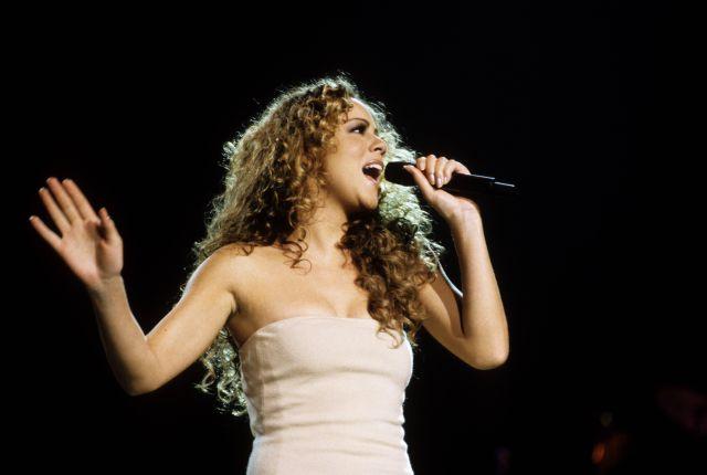 Mariah Carey abre el baúl de los recuerdos para celebrar sus 30 años de carrera