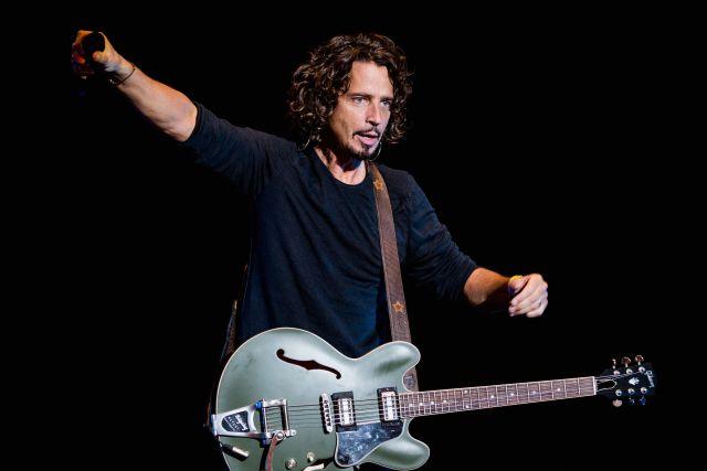 Sale a la luz un tema inédito de Chris Cornell versionando a Guns N' Roses
