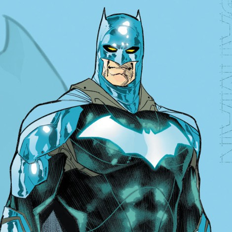 El nuevo traje de Batman es 'Made in Spain'