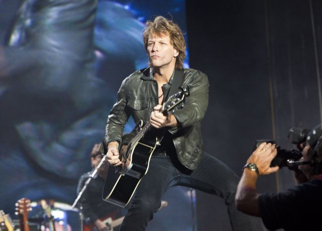 Bon Jovi comparten 'Do what you can' y anuncian la fecha de salida de su disco