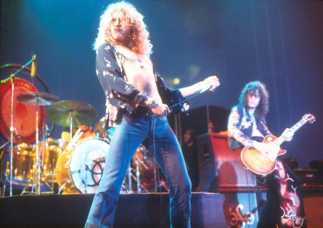 Así suena una canción que emula a Led Zeppelin compuesta por inteligencia artificial
