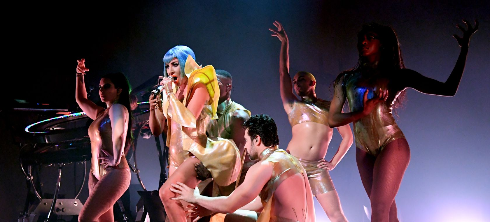 Lady Gaga en The Apollo