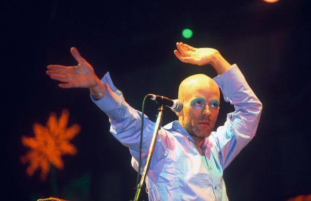 R.E.M. transmitirá gratis su mítico concierto en el Festival de Glastonbury de 1999