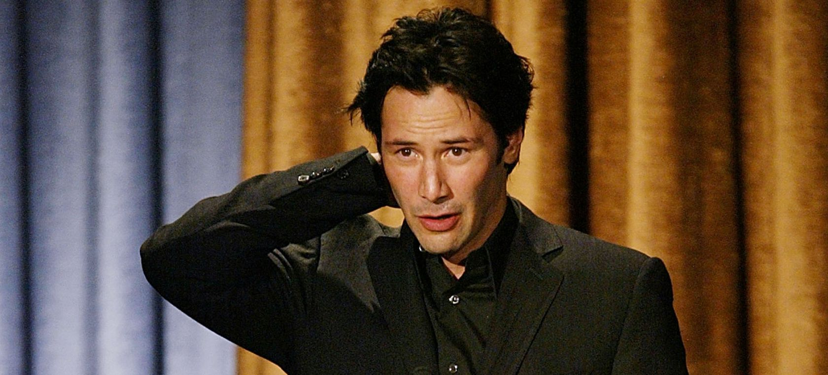 Keanu Reeves Ryan Reynolds Dedpool Marvel película crossover