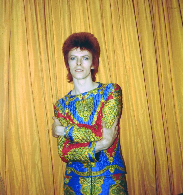 David Bowie planeaba relanzar a Ziggy Stardust desde el espacio exterior