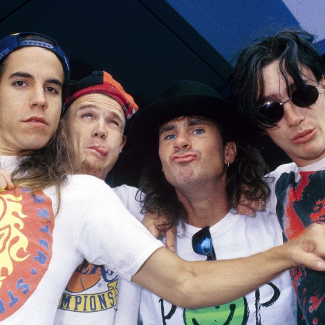 Red Hot Chili Peppers ya han empezado a grabar con John Frusciante