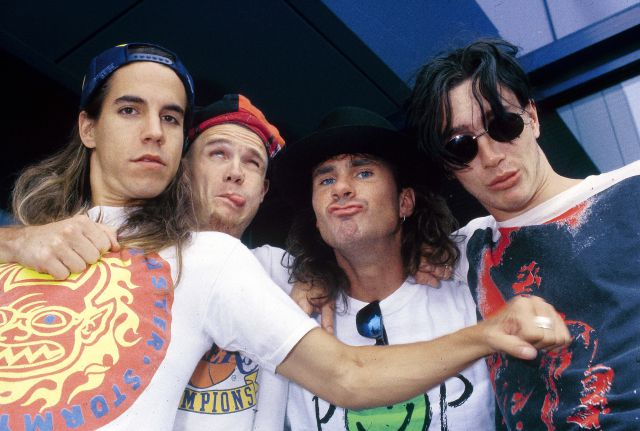 Red Hot Chili Peppers ya han empezado a grabar con John Frusciante