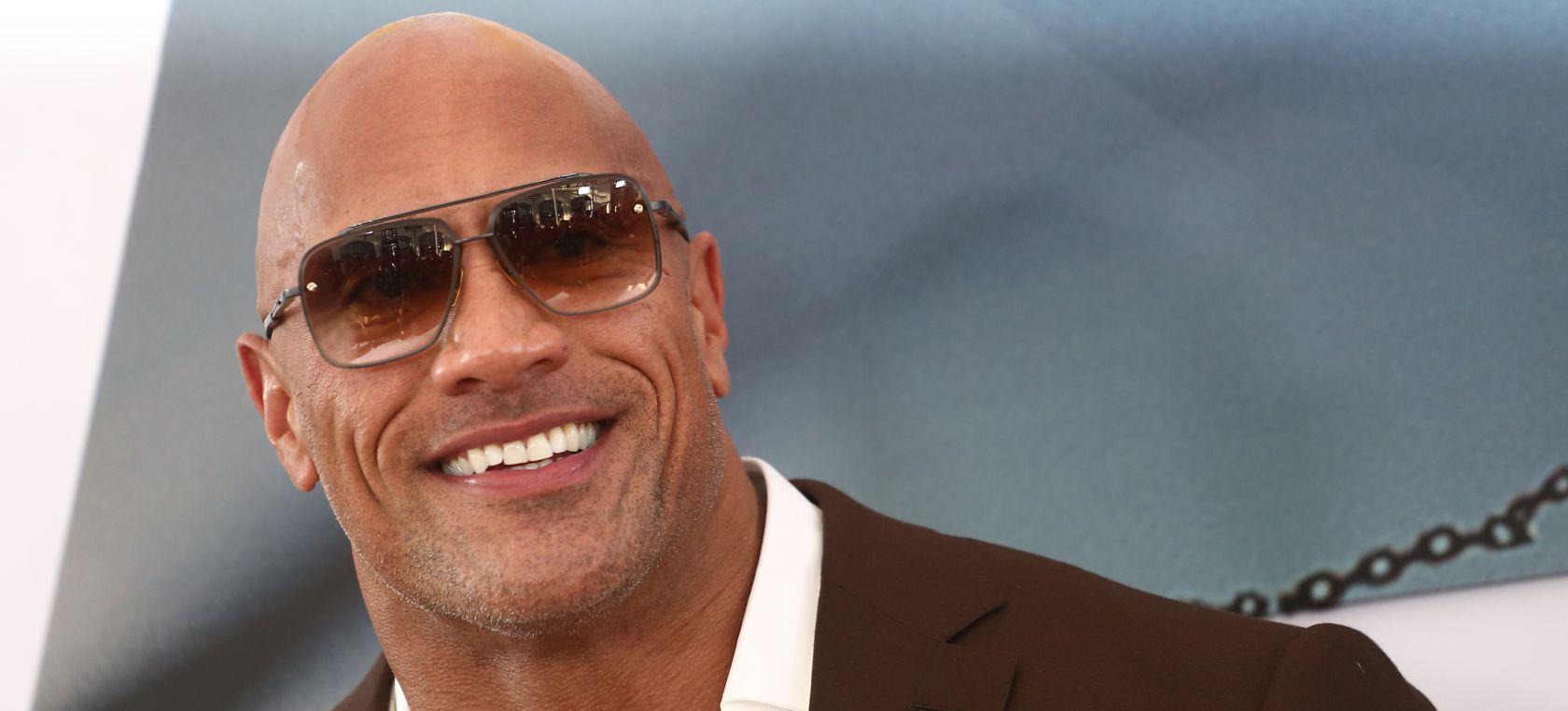 Dwayne The Rock Johnson actor mejor pagado mundo