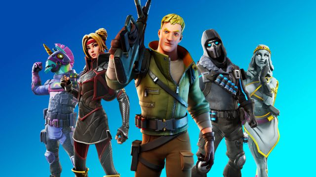 Fortnite eliminado de las tiendas de Apple y Google