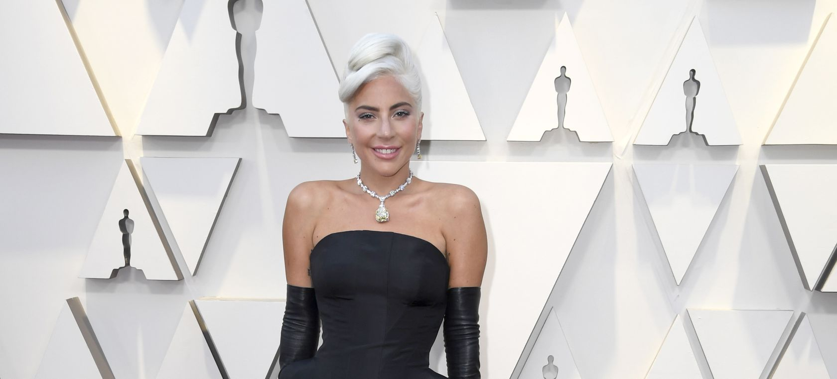 Lady Gaga en la edición 91 de los Annual Academy Awards en Hollywood