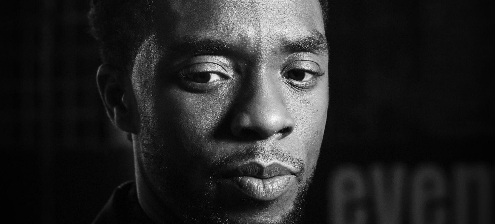 Chadwick Boseman homenaje Marvel