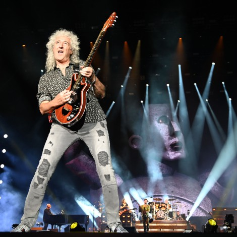 Queen lanza un adelanto de su nuevo disco en directo: 'The show must go on'