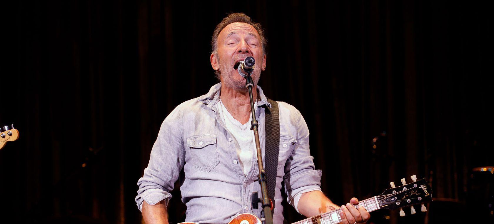 Bruce Springsteen anuncia nuevo disco con la E Street Band y lanza el primer single: 'Letter to you'