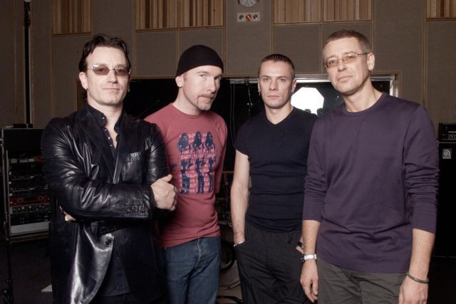 U2 anuncian la reedición de 'All That You Can't Leave Behind' por sus 20 años