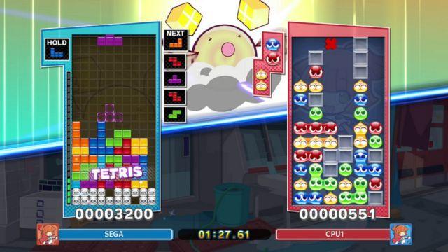 Puyo Puyo y Tetris se fusionan en Puyo Puyo Tetris 2   Videojuegos   LOS40