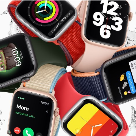 Apple presenta Apple Watch Series 6 y Apple Watch SE