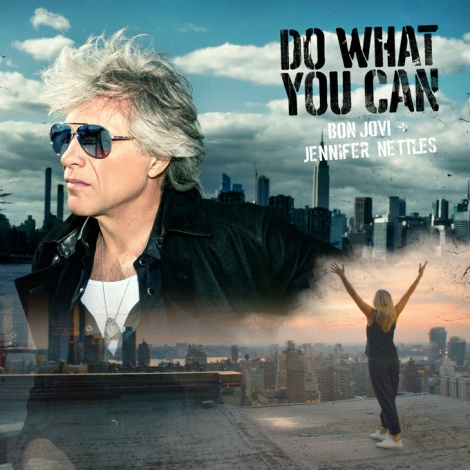 Unos patriotas Bon Jovi y Jennifer Nettles lanzan 'Do What You Can': mira el vídeo