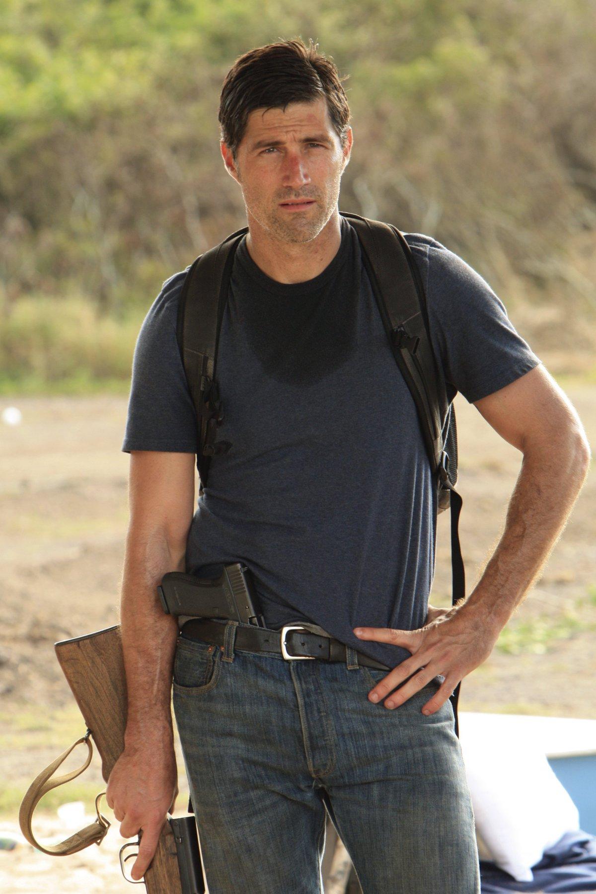 Matthew Fox – Jack Shephard