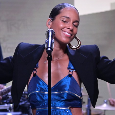 Alicia Keys estrena el vídeo de 'Love looks better'
